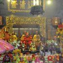 Altar Utama Klenteng Tay Kak Sie