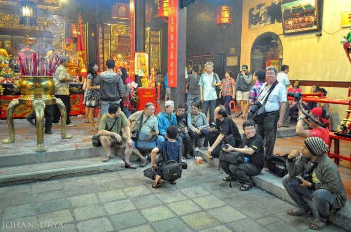 Fotografer Semarang Kumpul di Event Cheng Ho