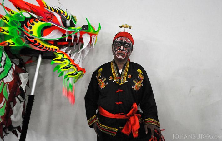 Bhekun - Naga - Tay Kak Sie Semarang