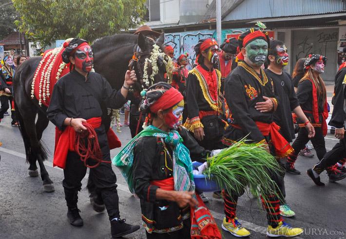 Kirab Budaya Laksamana Cheng Ho 2016