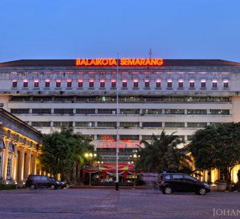Balaikota Semarang - Cityscape Photography