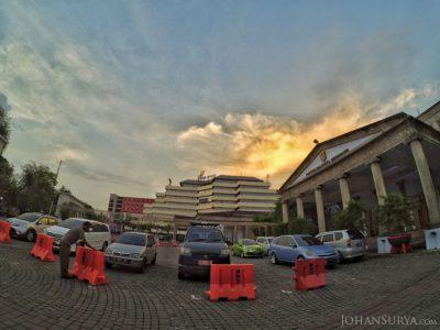 Suatu Sore Balaikota Semarang - Xiaomi Yi