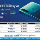 Wow Ada Promo Menarik Samsung Galaxy A9 Terbaru di Blibli