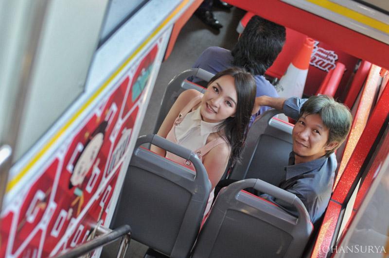 Bus Wisata Semarang Liputan Spotlite Trans 7