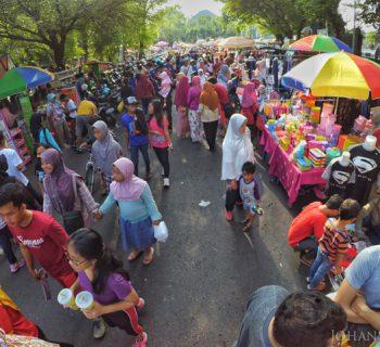 CFD Simpang Lima - Semarang