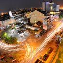 Cityscape Aston Hotel - Jl. Sayangan Semarang
