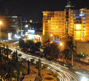 Night Photography : Mal - Hotel Ciputra Semarang