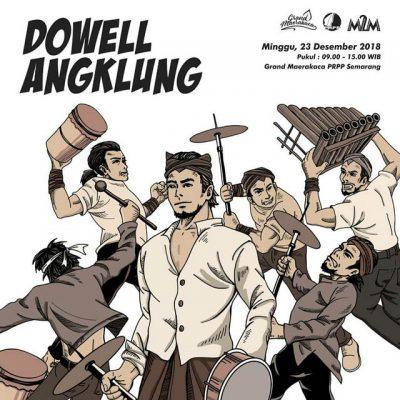 Lomba Angklung / Calung Grand Maerakaca