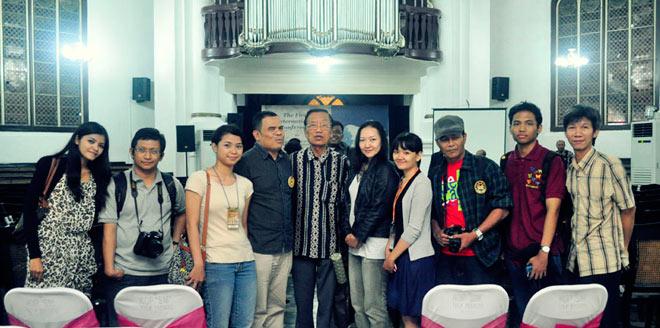 Festival Kota Lama Semarang 2012