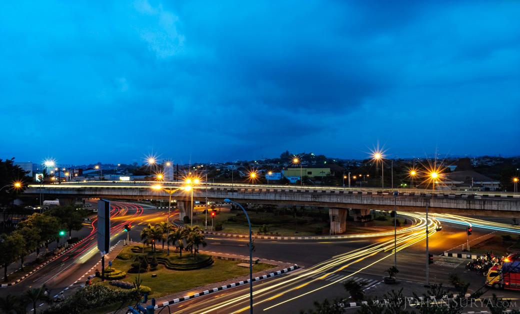bluehour-jembatan-layang-kalibanteng-arteri-bandara-ahmad-yani-semarang