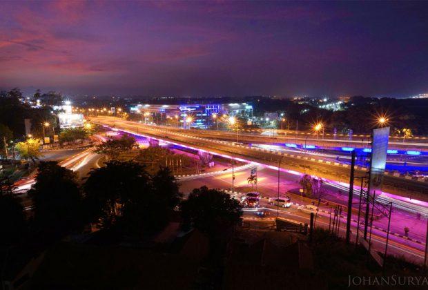 Jembatan Layang Kalibanteng - The Azana Hotel Airport