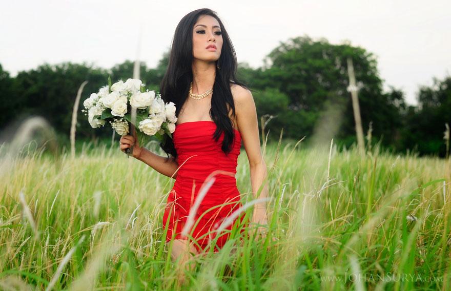 Model Cantik Marina Semarang