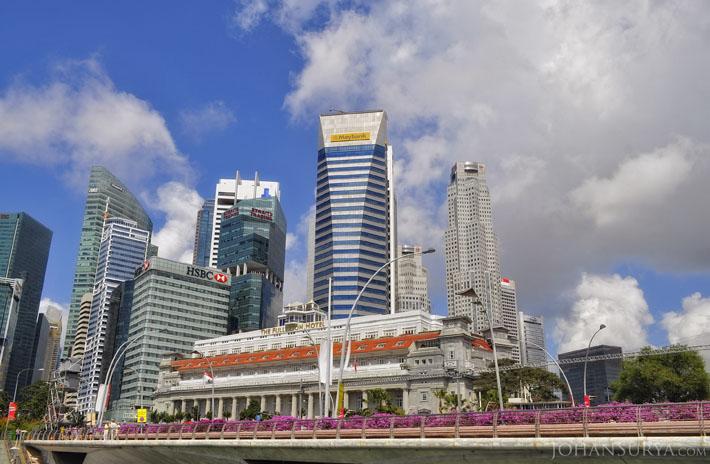 The Fullerton Hotel - Singapore