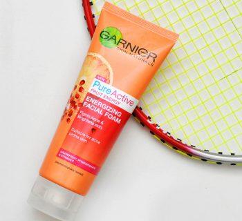 Garnier Pure Active Energizing Facial Foam