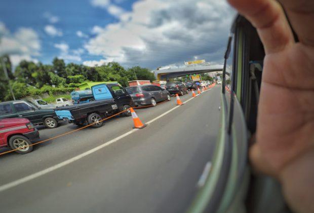 Gerbang Tol Tembalang Semarang