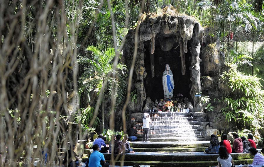 Gua Maria Sendang Sriningsih - Paroki Dalem, Klaten