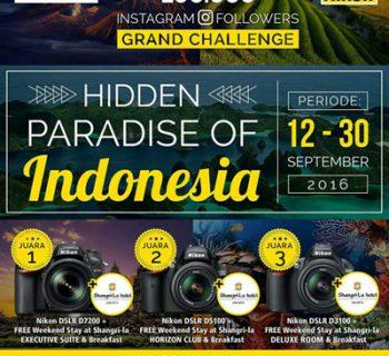 Lomba Foto Hidden Paradise of Indonesia