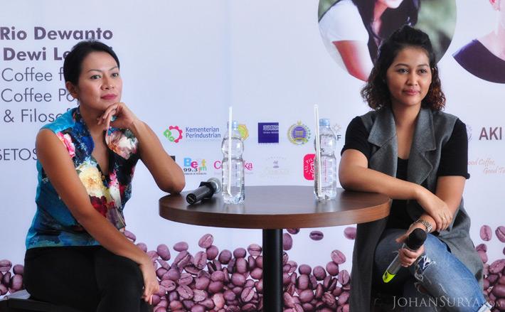 Dee Lestari - Mira Yudhawati