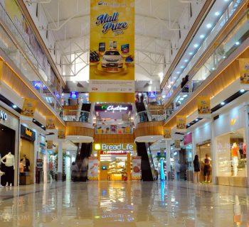 Atrium Ciputra Mall Semarang