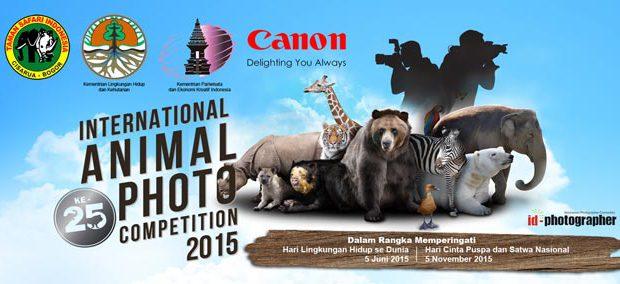 International Animal Photo Competition - IAPC 2015 Taman Safari Indonesia
