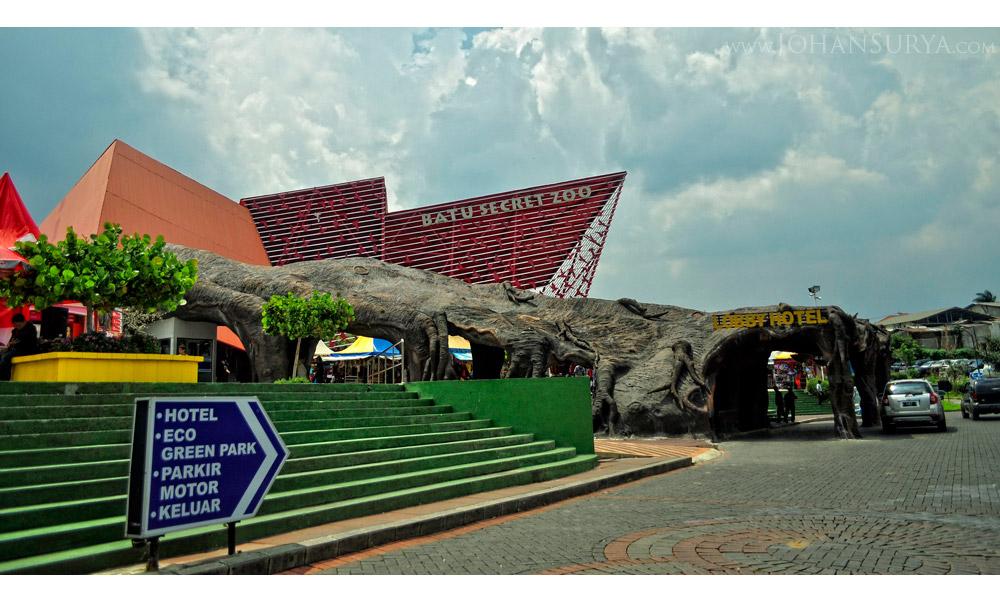 Batu Secret Zoo - Jatim Park 2