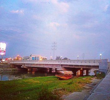 Jembatan Banjir Kanal Barat
