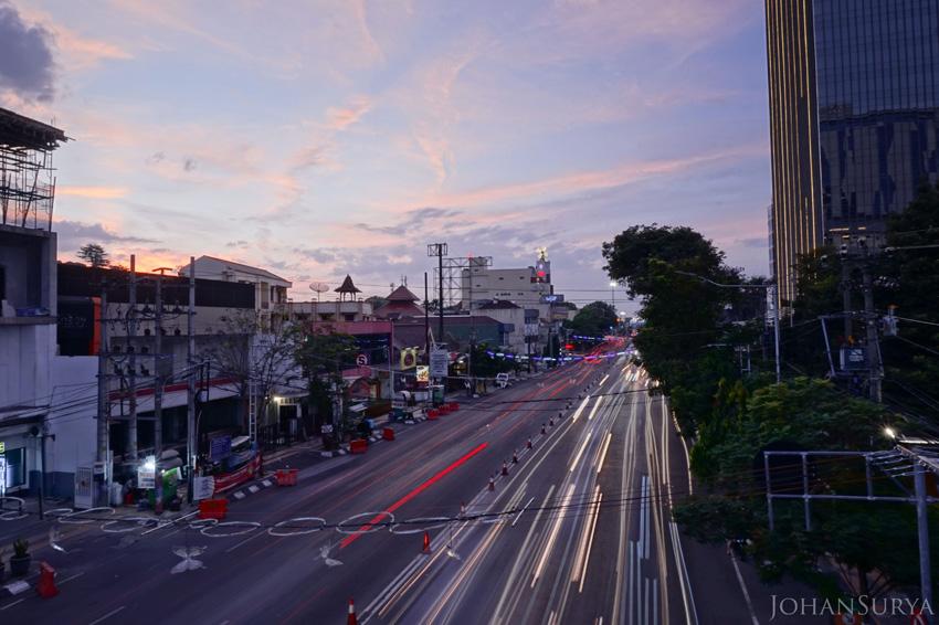 Jalan Pandanaran - Semarang