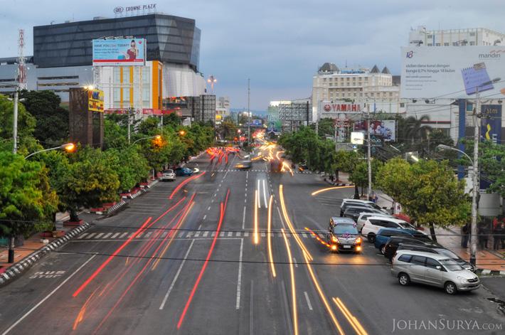 Jalan Pemuda Semarang