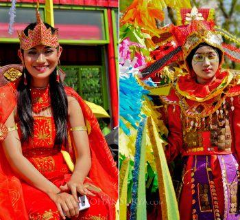 Kostum Karnaval Dugderan 2011 Semarang