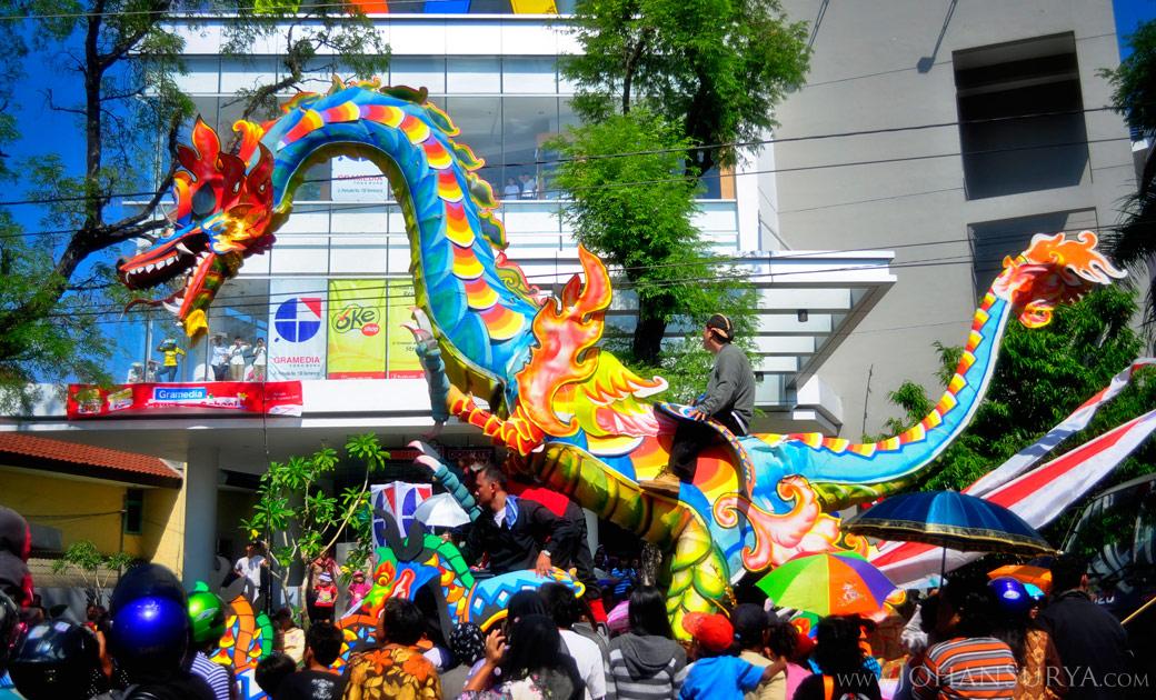 Warak Ngendok Karnaval Dugderan 2011 Semarang