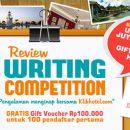Klikhotel Short Writing Competition