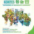 Kontes Foto Video Artikel Experience of Indonesia's 5 Wonders