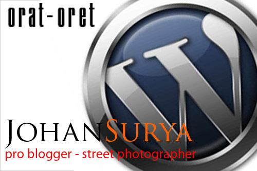 Artikel Johan Surya - Jakarta - Semarang