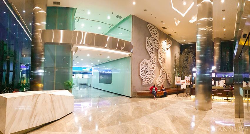 Lobby The VIDA Building - Jakarta Barat