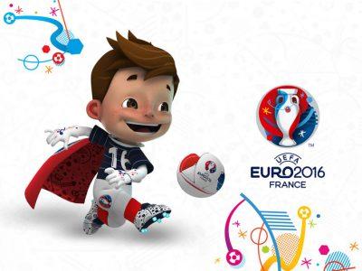 Jadwal Pertandingan Euro 2016