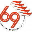 Logo HUT Kemerdekaan Republik Indonesia ke 69