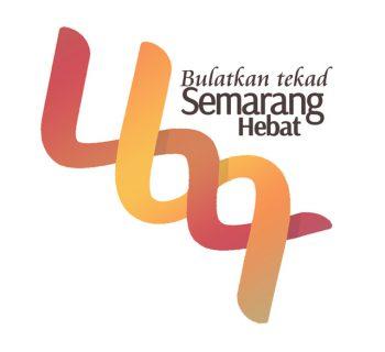 Logo Resmi HUT 469 kota Semarang