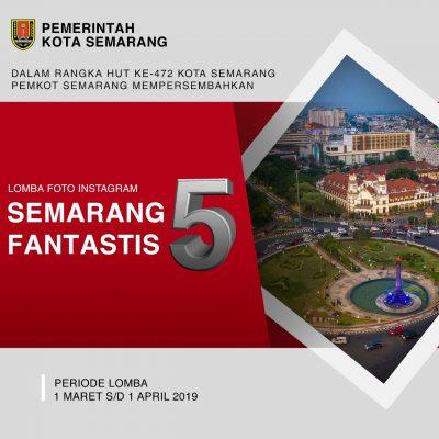 Lomba Foto Instagram Semarang Fantastis 5