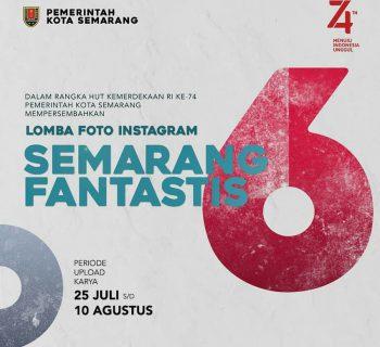 Lomba Foto Instagram Semarang Fantastis 6 - 2019