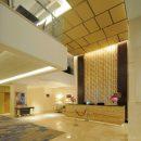 Louis Kienne Detail Interior Lobby Simpang Lima