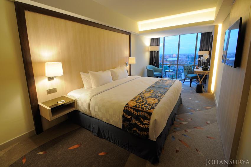 Louis Kienne Pandanaran - Kamar Hotel Deluxe King Room