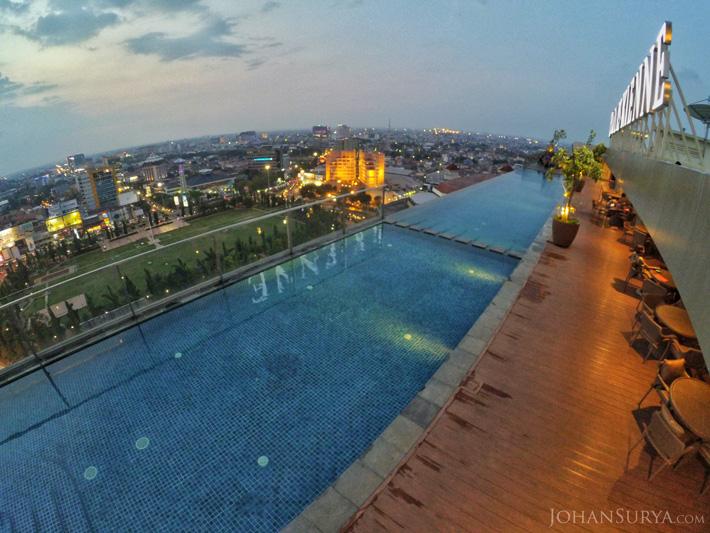 Skypool Louis Kienne Simpang Lima Semarang