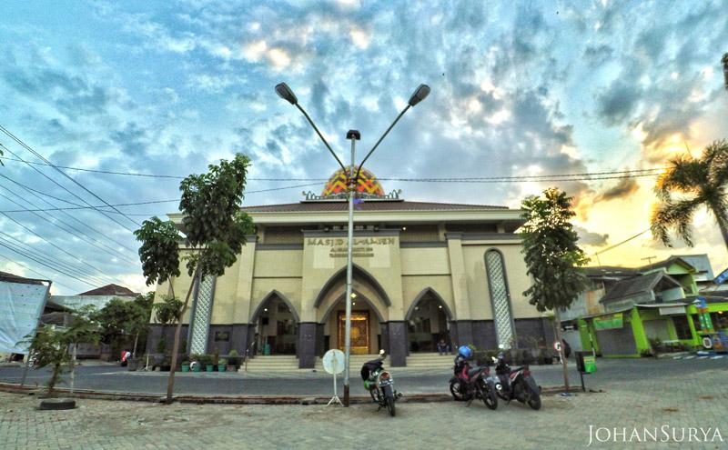 Masjid Al-Amien, Graha Mukti - Tlogosari Semarang