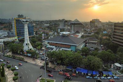 Masjid Raya Baiturrahman - Simpang Lima Semarang