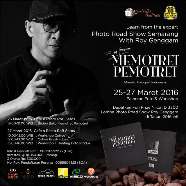 Roy Genggam Fotografer Indonesia
