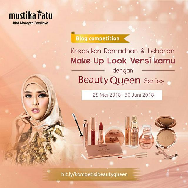 Mustika Ratu Beauty Queen Blogging Competition