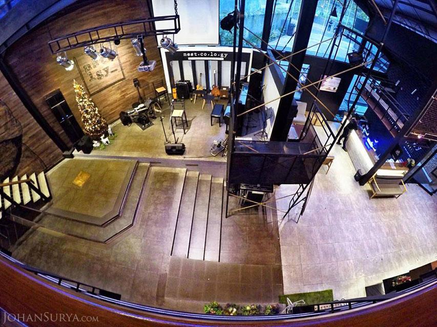 Nestcology - Land of Gastronomy - Music Corner - GoPro Hero4