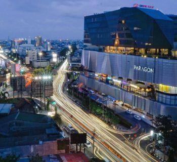 Cityscape : Jalan Pemuda + Mal Paragon