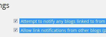 Spam Komentar Link di Wordpress