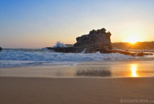 Seruling Laut Pantai Klayar - Pacitan - Jawa Timur